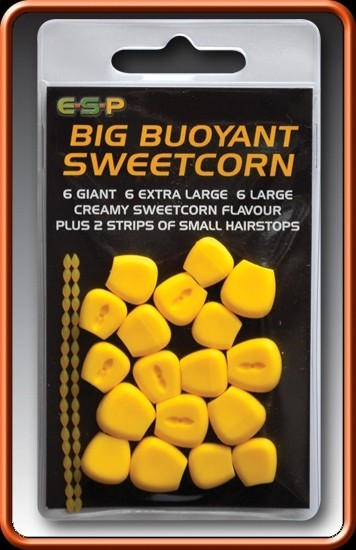 ESP Buoyant Sweetcorn (Regular and Big sizes)
