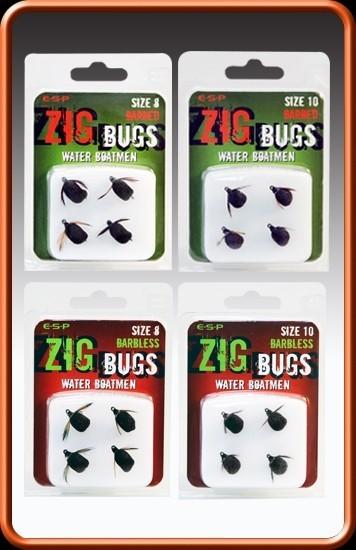 ESP Zig Bugs Water Boatman