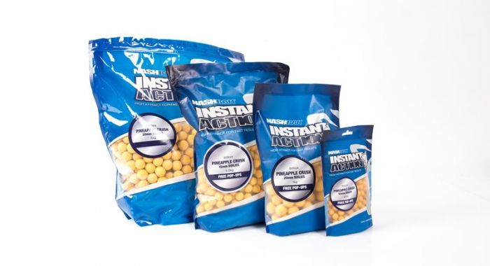 Nash Instant Action Bulk 20kg Sale - Pineapple Crush