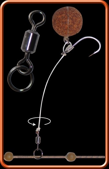 ESP Uni Link Flexi Ring Swivel Hi Performance *All sizes* *PAY 1 POST*