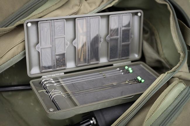 Korda NEW Mini Rigsafe Magnetic Rig Safe Storage Box