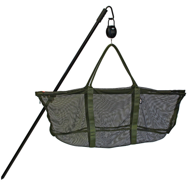 NGT 1pc FISHING WEIGH POLE AND HOOK FOR WEIGHING LARGE CARP IN SLING AND SCALES