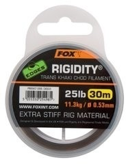 Fox Edges Rigidity Chod Filament line