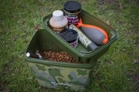 Bait-Tech 8L Utility Camo Bucket with Insert Tray