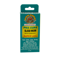 Pro-Cure Bloodworm Super Gel 2oz