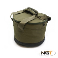 NGT Bait Bin w/ Handles and Zip Cover (325)