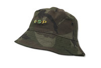 ESP Bucket Camo Hat - Reversable