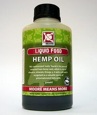 CC Moore Hemp Oil (500ml)