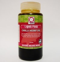 CC Moore Chilli Hemp Oil (500ml)