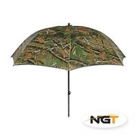 "NGT 45"" Brolly in Camo"