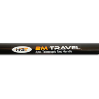NGT Travel / Stalker 'Mini' Telescopic Net Handle 6.6FT