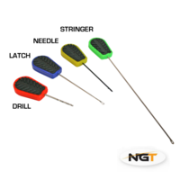 NGT 7Cm Heavy Splice Latch Needle Blue