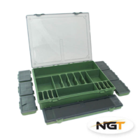 NGT Tackle Box System - Large or Standard