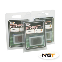 NGT 20G Tungsten Putty Black