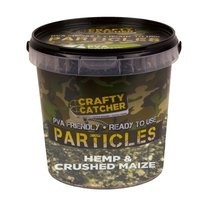 Crafty Catcher Hemp & Crushed Maize - 1.1 liter