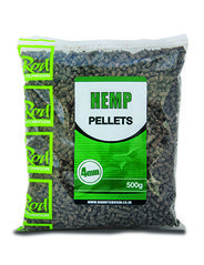 Rod Hutchinson - Hemp Pellets - 4mm / 500g
