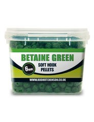Rod Hutchinson - Betaine Green Soft Hook Pellets 200g