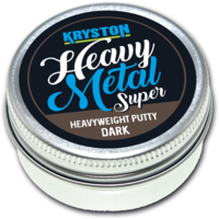 Kryston Heavy Metal  Super Heavyweight Putty