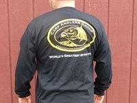 Carp Anglers Group Long Sleeve T-Shirt