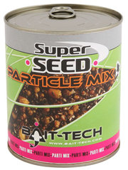 Bait-Tech Canned SuperSeed Parti Mix (710g)