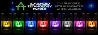 ATTs Clear Body Illuminated Wheel Alarms