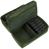 NGT Complete Rigid Carp Rig Pouch System (850)