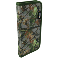 NGT Camo Stiff Rig Wallet With Pins (940)