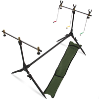 NGT Angling Pursuits Session Pod - 3 Rod Pod