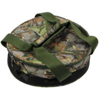 NGT Bait Bin With Handles & Zip Cover in Camo