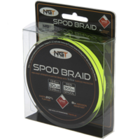 NGT Spod Braid Fluoro Yellow 30Lb