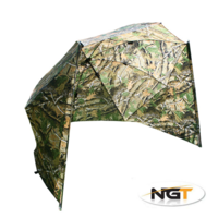 "NGT 50"" Storm Brolly w/ Sides - Camo"