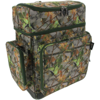 NGT XPR Camo Multi Compartment Rucksack