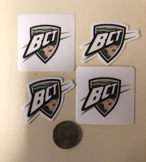 BCT Sticker