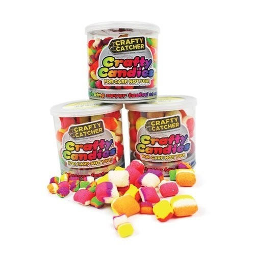 Crafty Catcher Candies Pop-Ups Mixed Sizes 100 grams